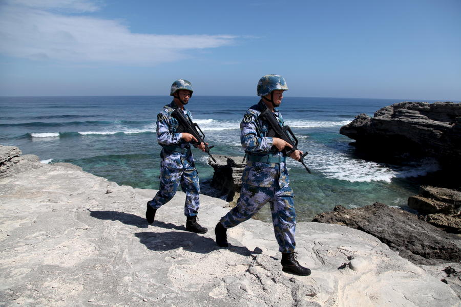 Острова невезения: Си Цзиньпин предостерёг Барака Обаму от вмешательства в дела Китая