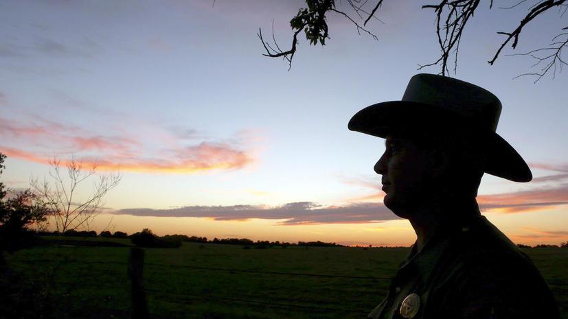 Техасский шериф рассказал подробности гибели Максима Кузьмина