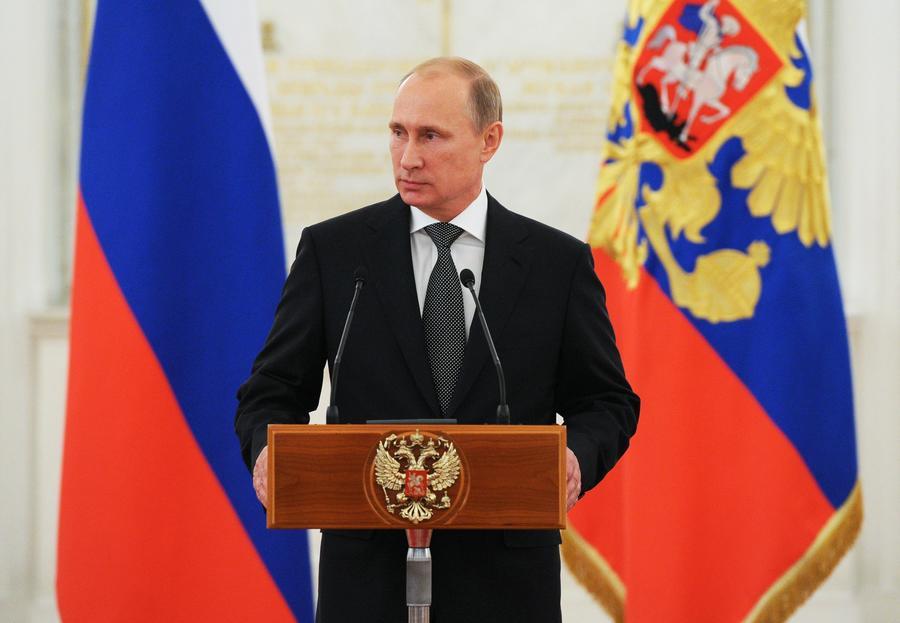 Владимир Путин: Россия фактически создаёт в Турции новую отрасль