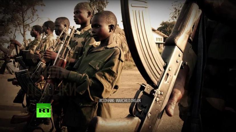 Датский режиссёр снял документальный фильм о найме Западом бывших детей-солдат на службу в Ираке
