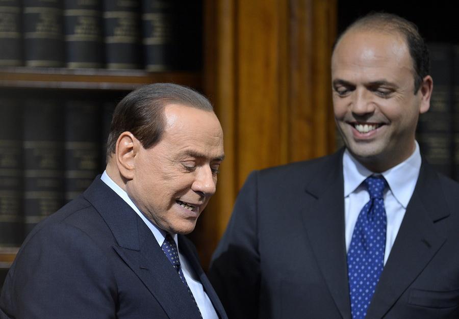 Сильвио Берлускони хочет заведовать итальянскими финансами