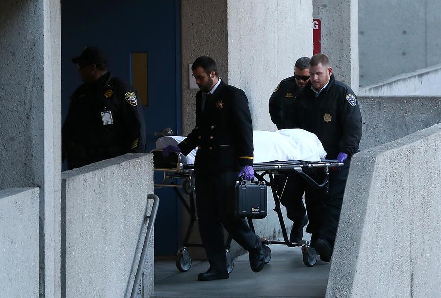Пропавшую две недели назад пациентку больницы в США нашли мёртвой на пожарной лестнице