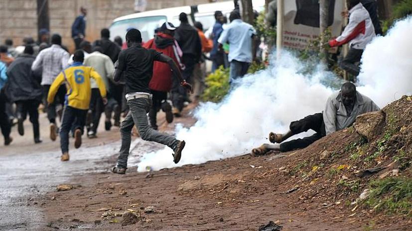 Кенийский герой спас семью американцев во время нападения на торговый центр в Найроби