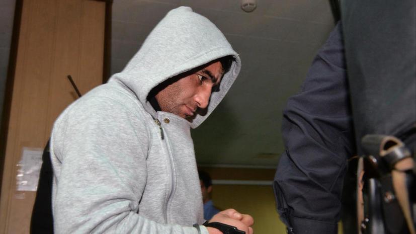 Орхану Зейналову предъявлено обвинение в убийстве москвича