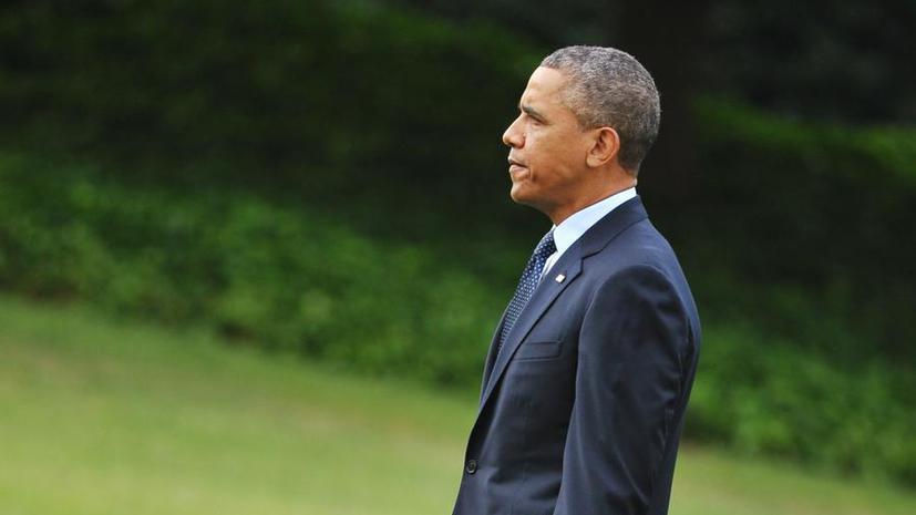 Барак Обама встретится с демократами перед своей речью по Сирии