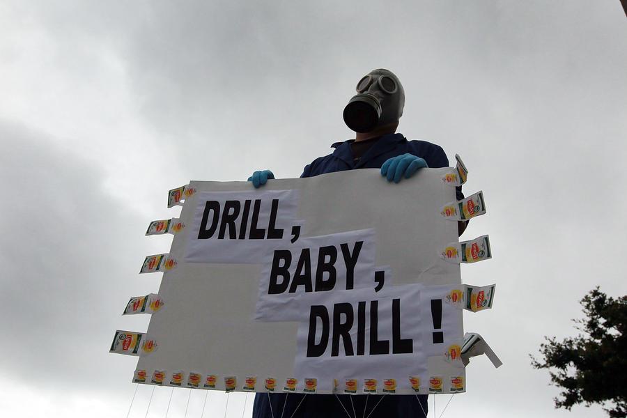 47 рабочих эвакуированы с газовой платформы в Мексиканском заливе