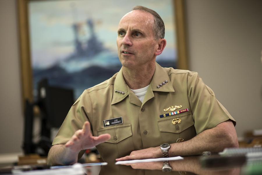 США отведут свой военно-морской флот от берегов Сирии