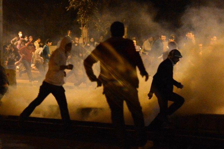 Власти Египта закупили у США слезоточивый газ на $2,5 млн для борьбы с собственным народом