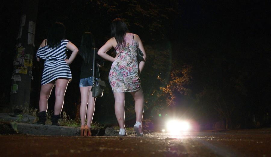 Американская полиция стала выслеживать клиентов проституток по автомобильным номерам