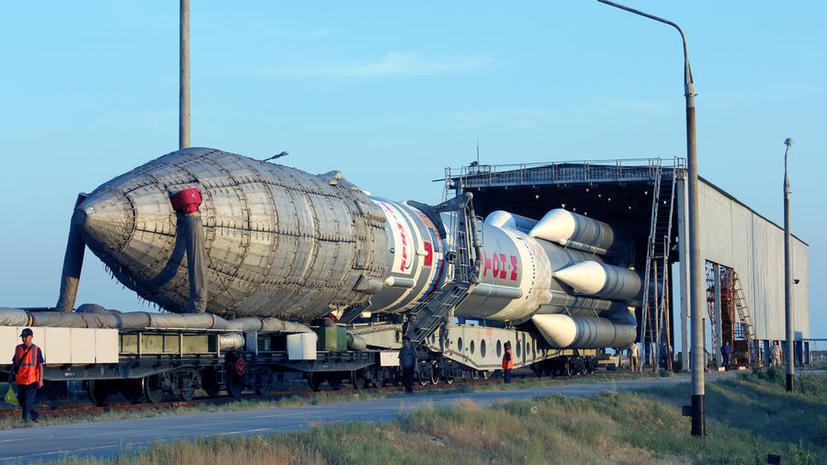 Подозреваемых в аварии ракеты «Протон-М» проверят на детекторе лжи
