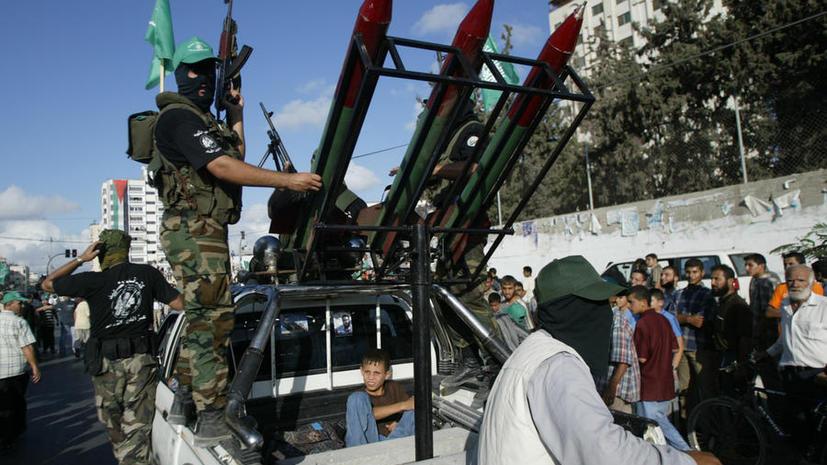 СМИ: ХАМАС пытается купить ракеты в Северной Корее