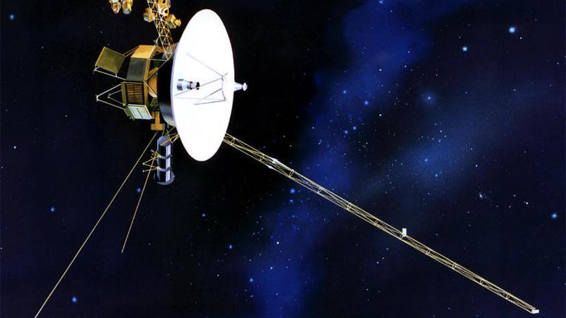 Выход космического аппарата за пределы Солнечной системы не состоялся