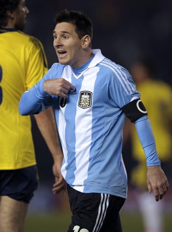 Лучший футболист планеты предстанет перед судом по делу о неуплате налогов