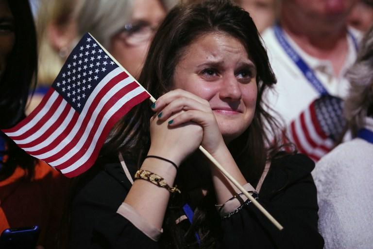Выборы для некоторых американцев оказались важнее собственной жизни