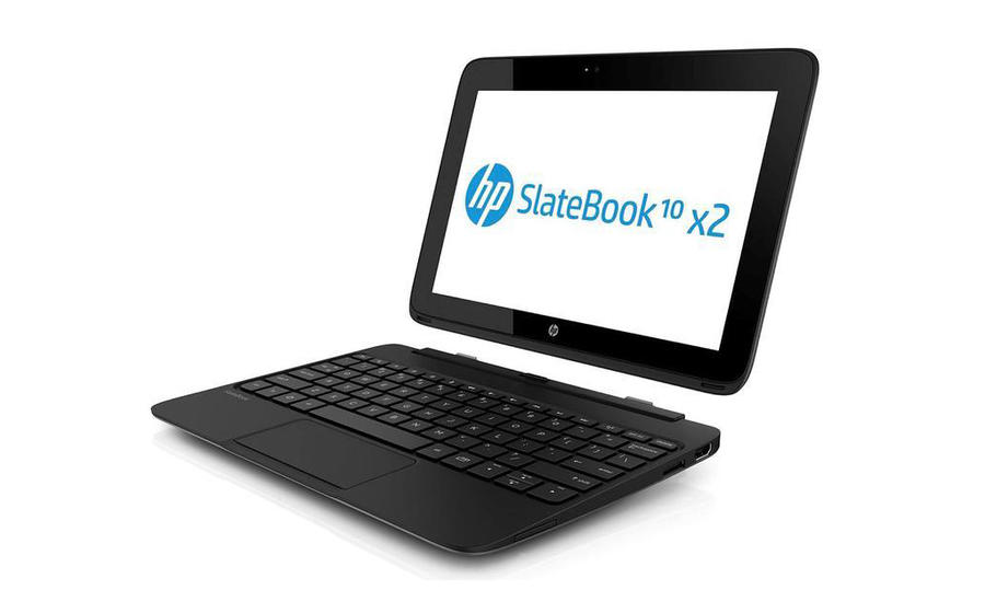 HP выпустила первый в мире гибридный Android-ноутбук