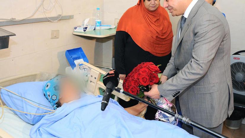 Президент Египта лично извинился перед женщиной, изнасилованной во время его инаугурации