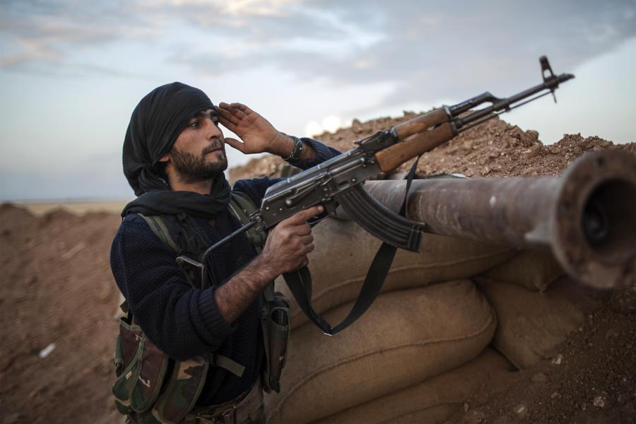 Немецкая газета: в Сирии на сторону боевиков встали более 200 исламистов из Германии