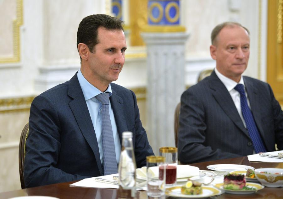 Башар Асад: Борясь с террористами в Сирии, Россия защищает в том числе и Европу
