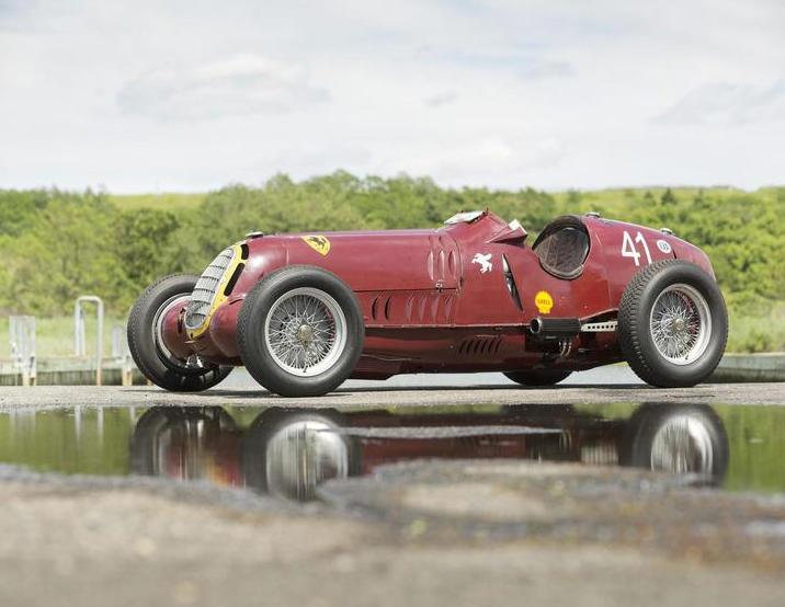 Alfa Romeo 1935 года ушла с молотка за рекордную сумму