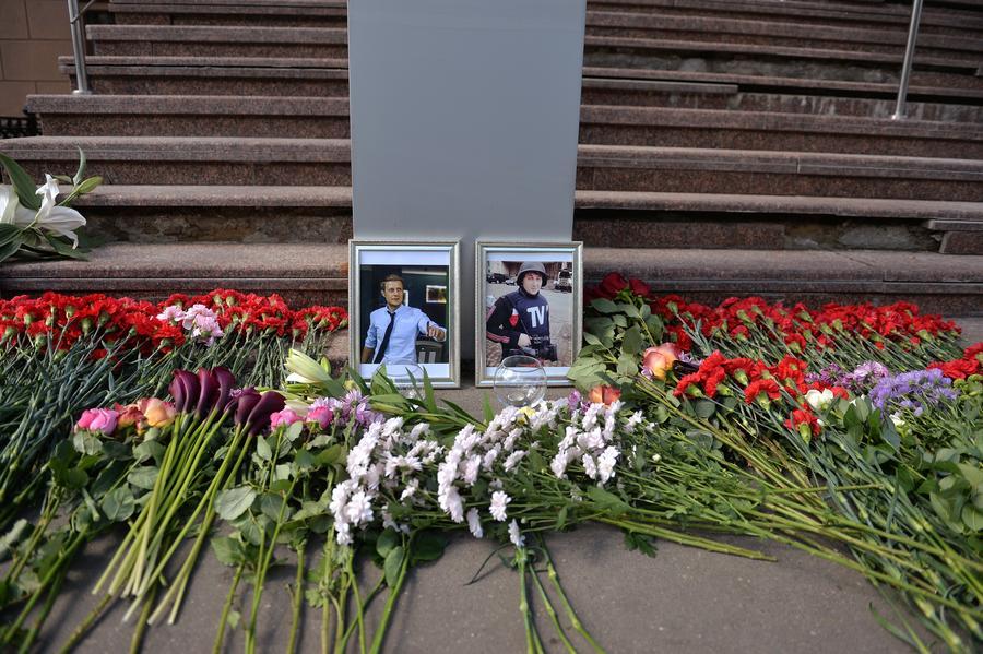 Константин Долгов: Россия будет добиваться международного расследования гибели журналистов на Украине