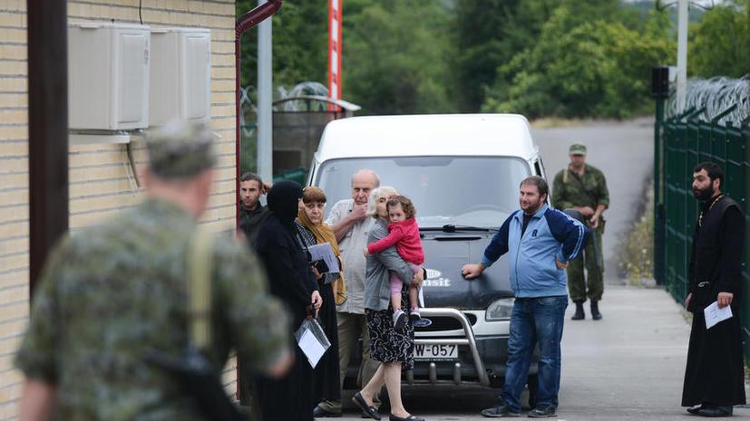 Гражданам Грузии законодательно запретят покидать страну