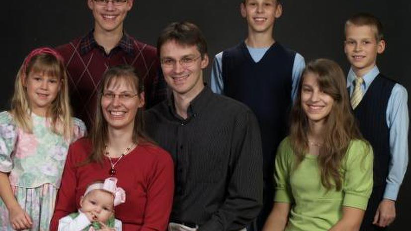 Немецкую семью выдворяют из США из-за домашнего образования детей