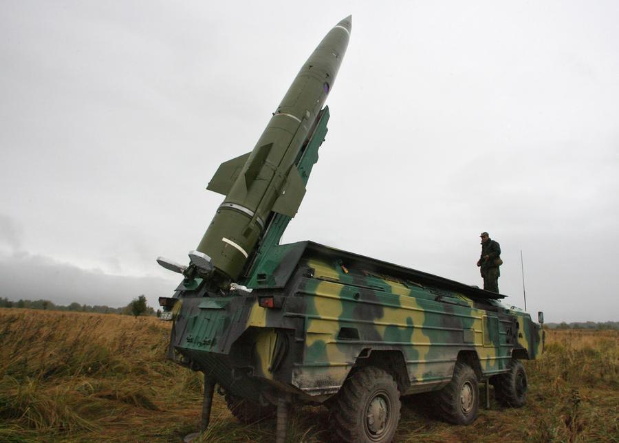 Киев готовит тактический ракетный комплекс «Точка-У» для удара по ДНР