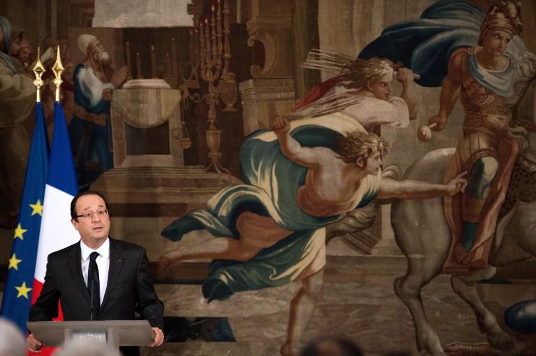 Франция накачивает сирийскую оппозицию миллионами евро в надежде свергнуть Асада