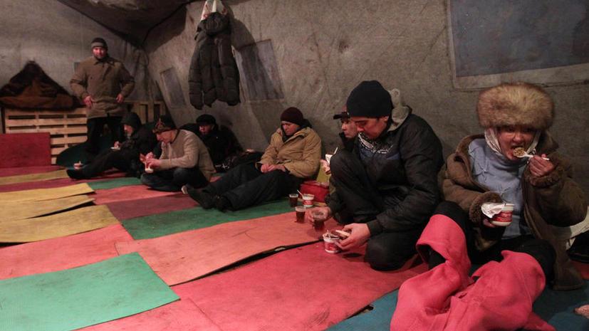 Московских бездомных призывного возраста отправят служить в армию