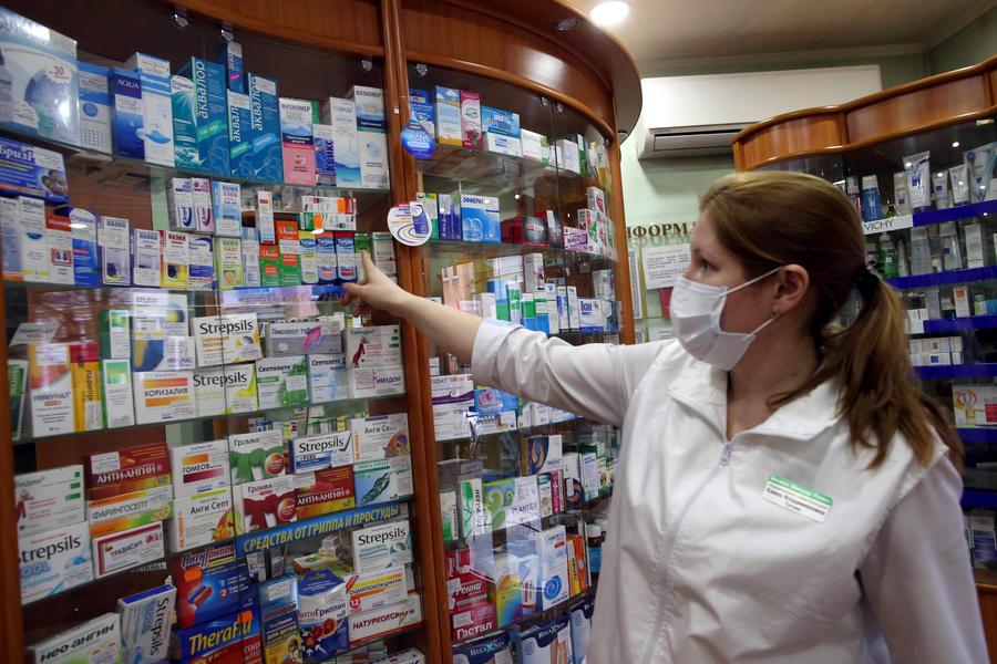 Новый электронный сервис позволит мгновенно получать информацию о лекарствах