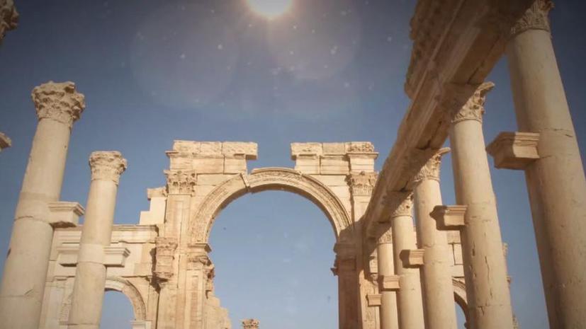 RT публикует подборку исторических памятников, которые террористы ИГ разрушили в Сирии