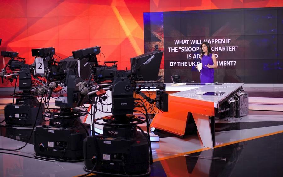 Телеканал RT вновь оказался в центре слушаний в сенате США