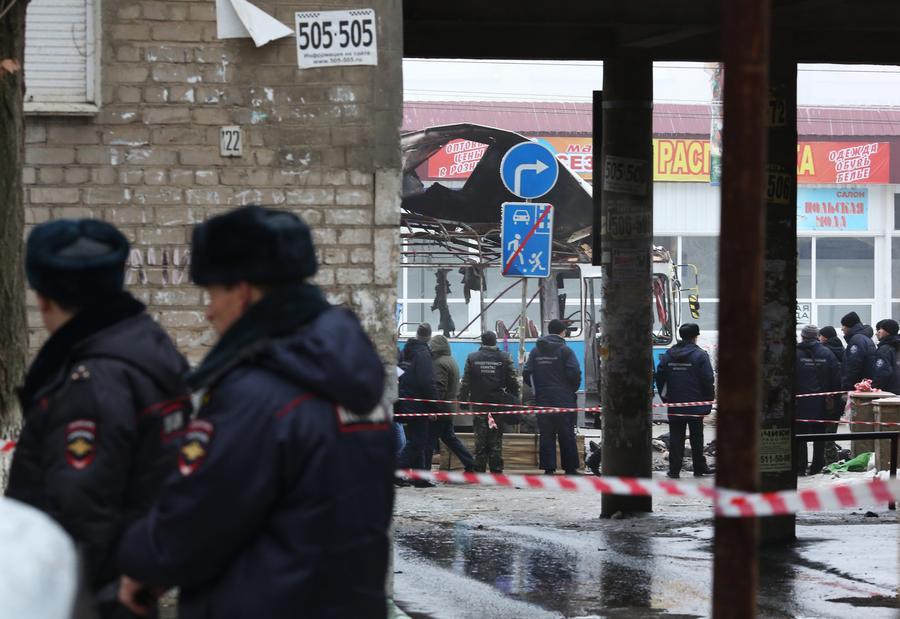 Власти попросили жителей Волгограда не использовать пиротехнику на Новый год