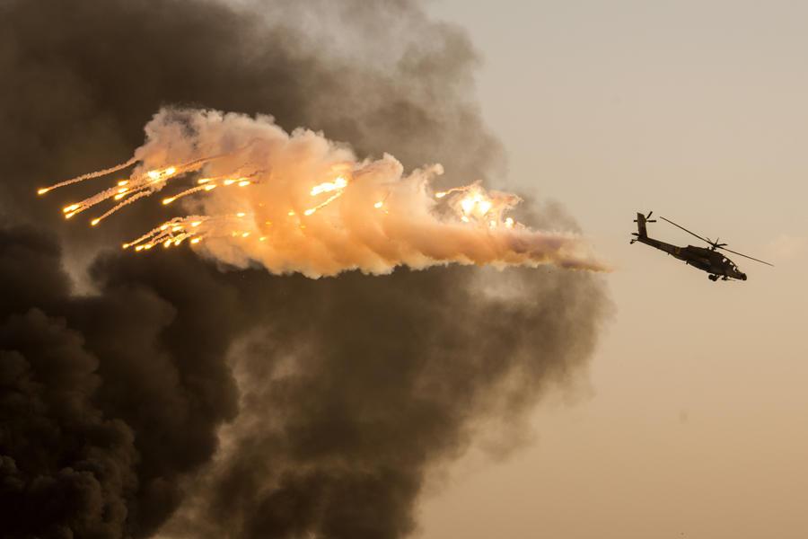 СМИ: ВВС Израиля нанесли удар по сирийской военной базе