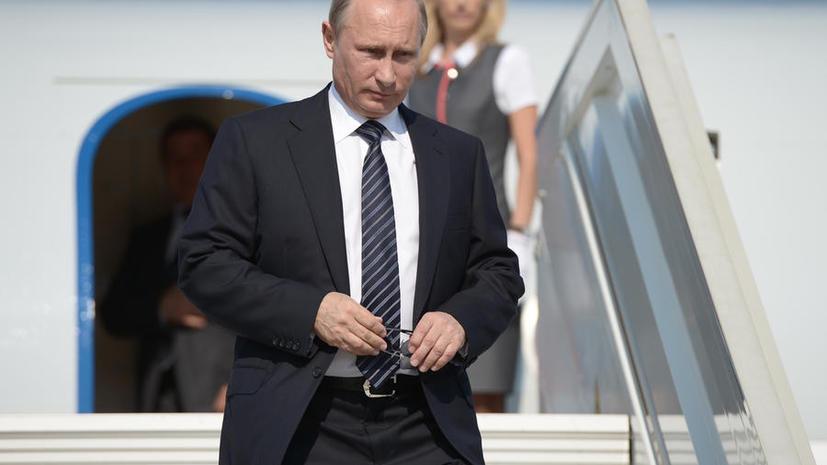 Владимир Путин выступит в Крыму перед депутатами Госдумы и министрами