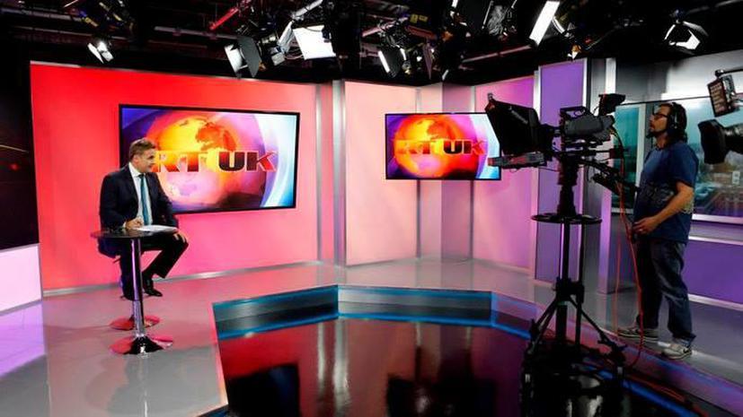 Не забудьте выключить телевизор: опубликован доклад об «информкампании» RT против Великобритании