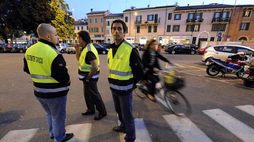 В Вероне начнут штрафовать на 500 евро за раздачу еды бездомным