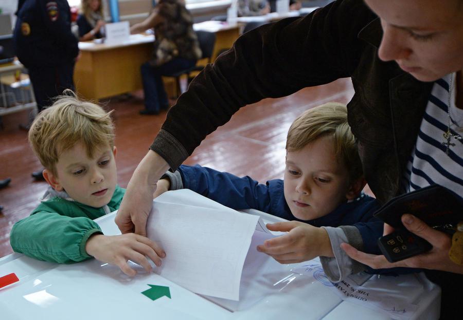 В бюллетени для голосования на местных выборах возвращается графа «против всех»