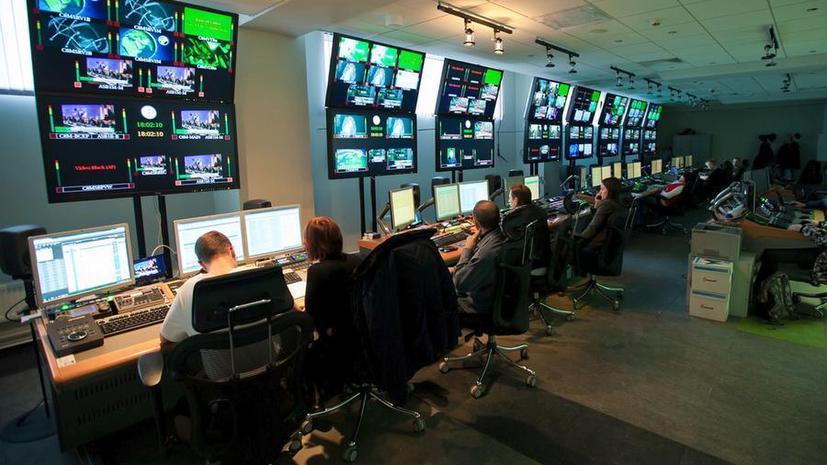 Евросоюз ищет пути противодействия телеканалу RT