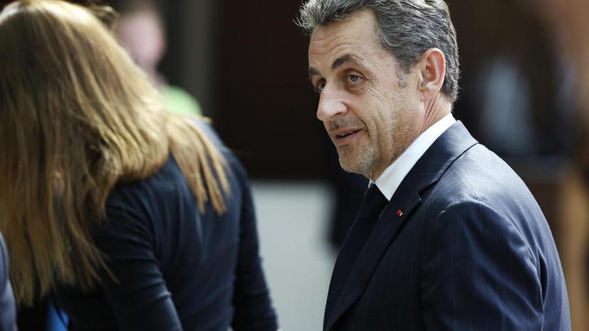 Экс-президенту Франции Николя Саркози предъявлено официальное обвинение в коррупции