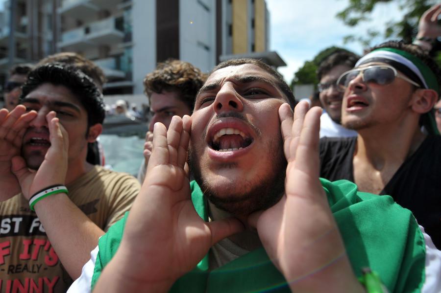 Кувейт заявил о финансировании сирийской оппозиции