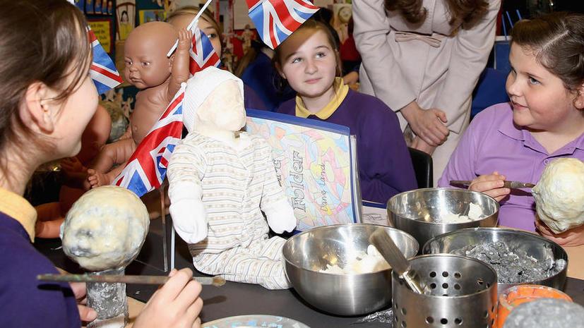 Доклад ООН: Благосостояние британских детей резко ухудшилось