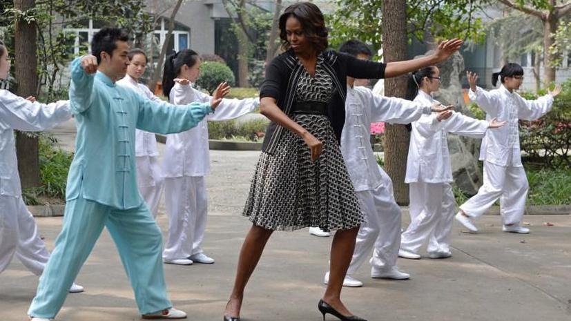 Барак Обама пытается наладить отношения с азиатскими державами