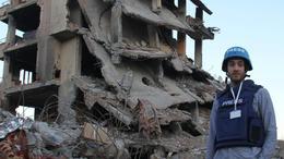 Уильям Уайтман: От масштабов страданий в Джизре пропадает дар речи