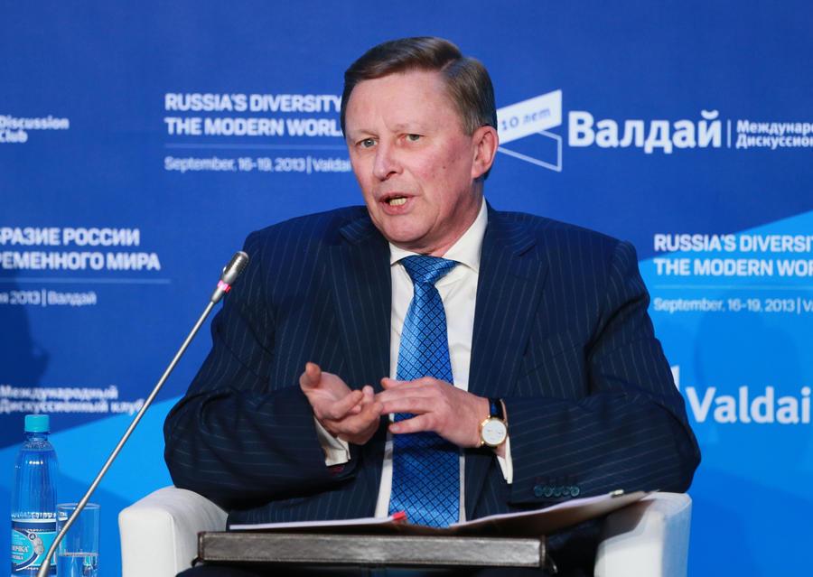 Сергей Иванов, как бывший министр обороны, исключил советское происхождение снаряда с зарином под Дамаском