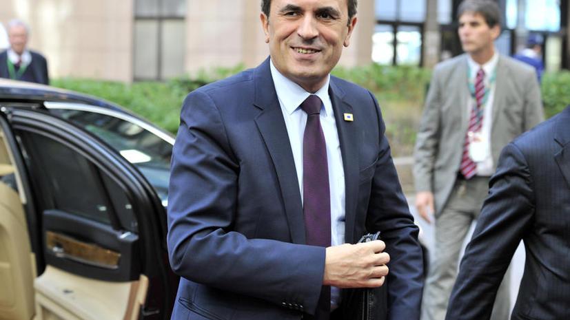 Премьер-министр Болгарии распорядился приостановить работы по строительству «Южного Потока»