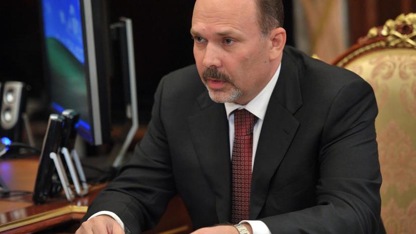 Владимир Путин принял отставку губернатора Ивановской области Михаила Меня