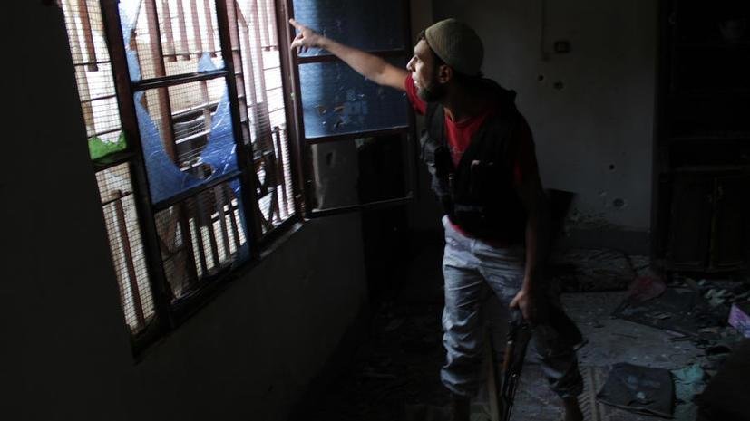 Турецкая артиллерия обстреляла позиции боевиков «Аль-Каиды» на севере Сирии