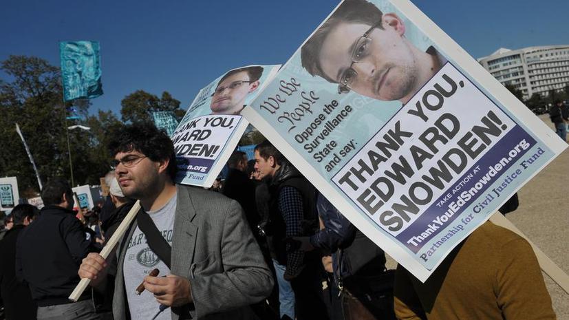 Эдвард Сноуден: Моё возвращение в США невозможно