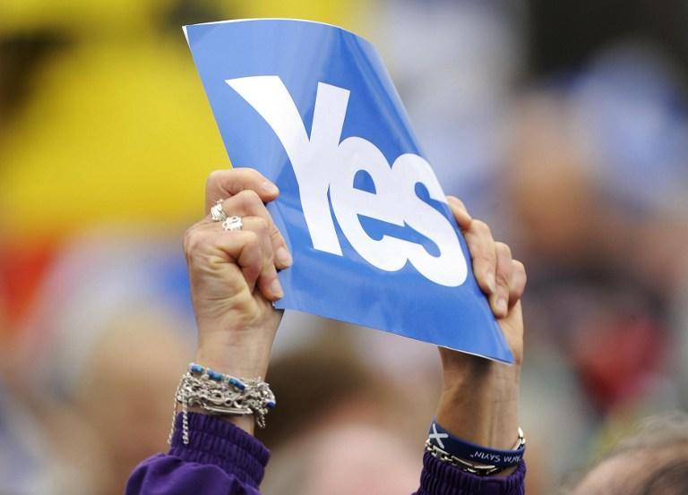 Шотландия обрела независимость в Интернете